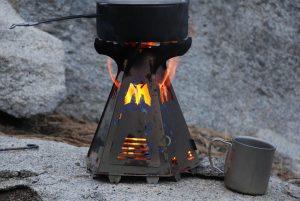 Titanium Camping Stoves