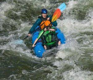 Tomcat Tandem Inflatable Kayaks