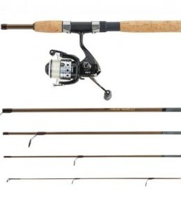 Travel Fishing Rods And Reel Combos