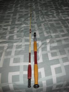 True Temper Fishing Rods