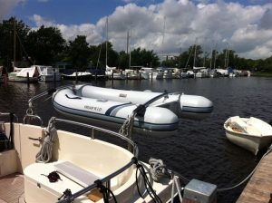 Ultra Light Inflatable Boats