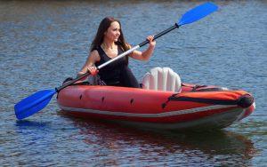 Wave Line Inflatable Kayaks