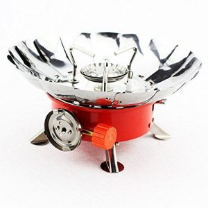 Windproof Camping Stoves