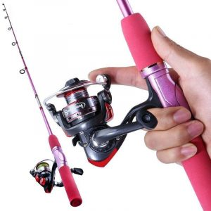 Women's Fishing Rods And Reel