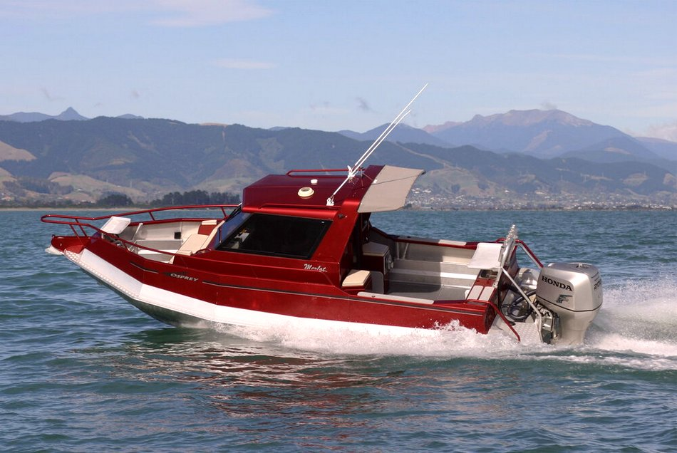 Buy Fishing Boats in Murraysville
